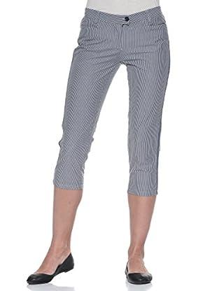 Timberland Pantalone Operated Cotton Capri (blu)