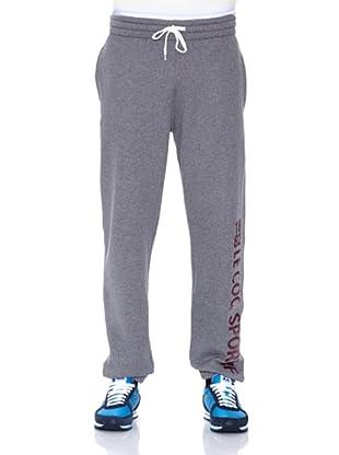 Le Coq Sportif Pantalones Javot Pt (Gris)