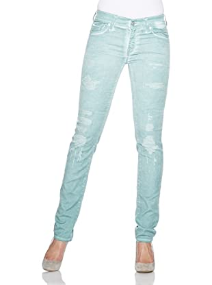 7 for all mankind Jeans Cristen Destroyed Drill (field)
