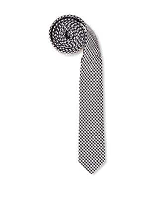 Caramelo Corbata Clásica (Negro)