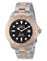 Invicta Men's 15188SYB Pro Diver Swiss Quartz Two Tone Watch with Impact Case