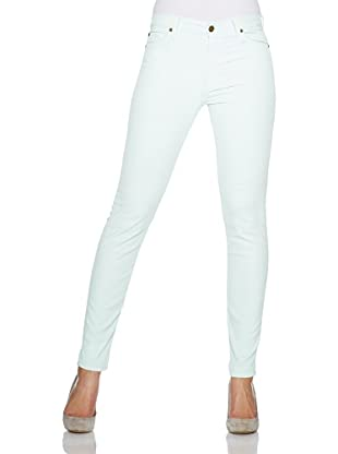 7 for all mankind Jeans Hw Skinny Wite (Waterfall)