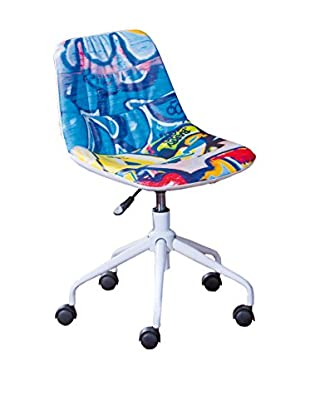 Links Silla De Oficina A7 Multicolor