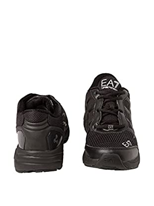 Emporio Armani 7 Zapatillas Idalion (Negro)