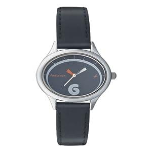 Fastrack N9661AL05 Women's Wrist Watch-Black
