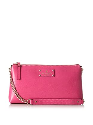 Kate Spade Women's Wellesley Rachelle Shoulder Bag, Fiestarose