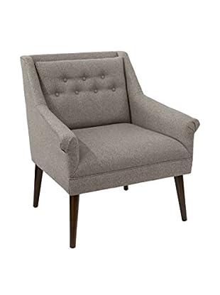 Skyline Andersonville Chair, Smoke Flannel