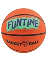 Cosco Funtime Basketball, Size 7 (Yellow/Red)