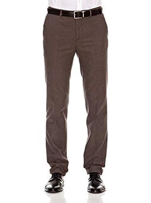 Cortefiel Pantalón Tailored (Gris)
