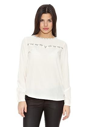 Springfield Blusa Studs L/S T-Shirt