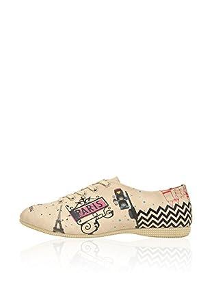 DOGO Zapatos de cordones Lets Get Lost In Paris