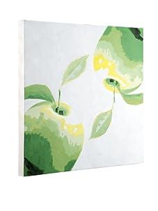 Barreveld International Apples Oil Painting (Green)