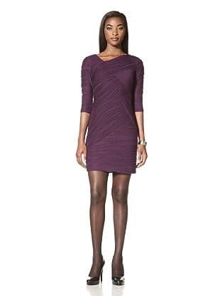 Donna Morgan Women's Maegan Dress (Purple)