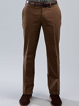Cortefiel Pantalón (marrón)
