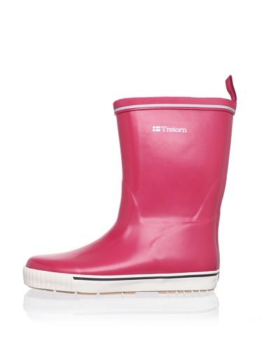 Tretorn Women's Skerry Rain Boot (Persian Red)