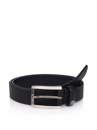 Ted Baker Men's Verdee Rivet Loop Belt (Black)