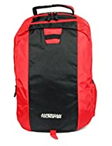 American Tourister Laptop Backpack - Buzz 01 -Red
