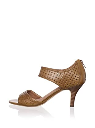 Corso Como Women's Carnaby Perforated Sandal (Camel)