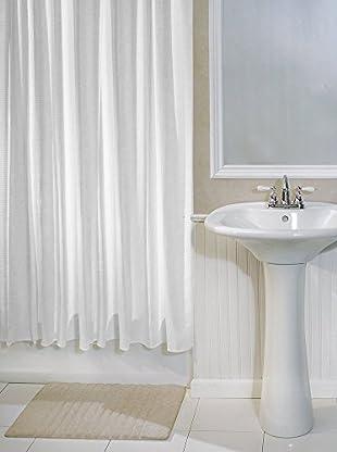 InterDesign York Shower Curtain 54 X 78