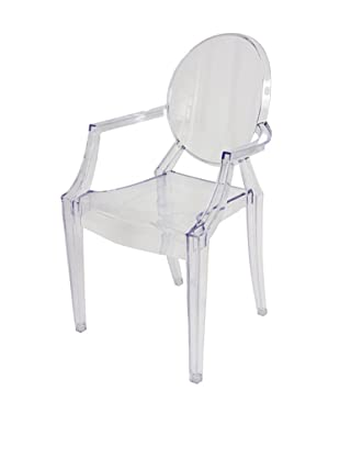 Stilnovo Ghost Chair, Clear