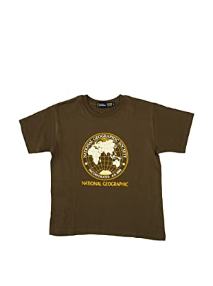National Geographic Camiseta Manga Corta