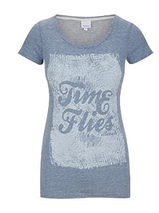Bench T-Shirt Findon (China Blue)