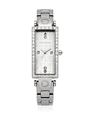 Morgan de Toi Orologio al Quarzo Woman Argentato 18.5 x 53 mm