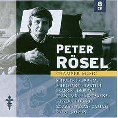 ペーター・レーゼル(Pf) 室内楽曲集(8枚組)の商品写真