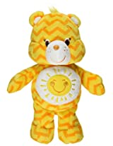 Just Play Care Bears Chevron Bean Plush, Funshine