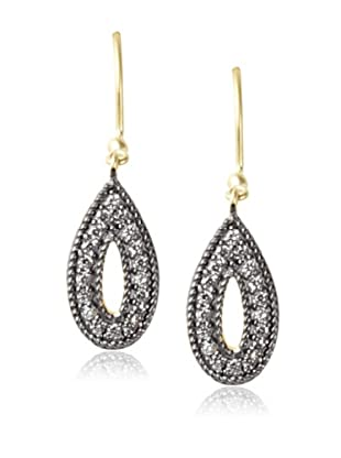 Belargo Open Teardrop Earrings