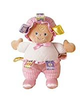Mary Meyer Taggies Developmental Baby Doll By Mary Meyer