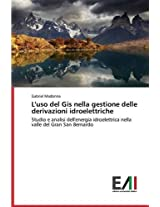 L'Uso del GIS Nella Gestione Delle Derivazioni Idroelettriche