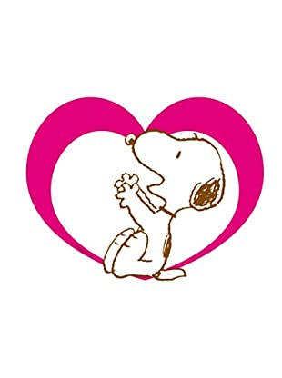 Beiwanda Kids Wandtattoo Snoopy im Herz