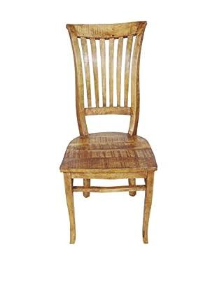 Moti Napa Arra Finish Chair, Brown