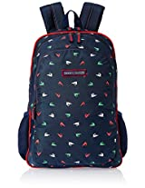 Tommy Hilfiger Queens Navy Blue Children's Backpack (TH/BTS08QNS)