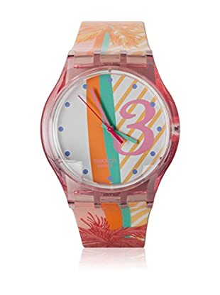 Swatch Quarzuhr Woman LINE PALM SUJR100 38.0 mm