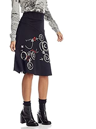 Desigual Falda Abc