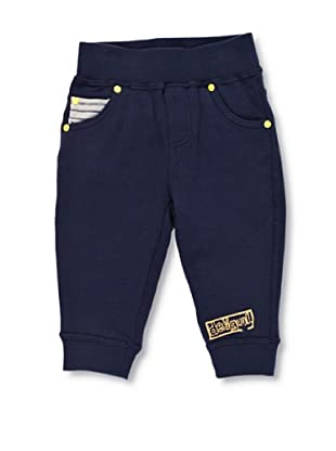 Desigual Pantalón Polilla (Azul Espacial)
