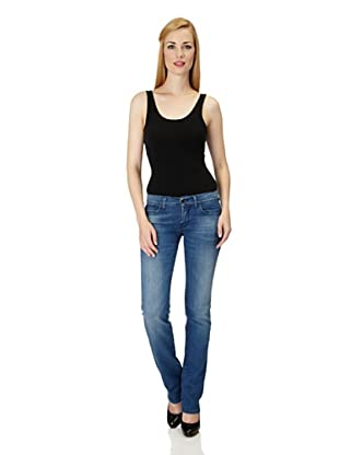7 for all Mankind Jeans Straight Leg (brasilian rose)
