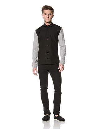 Religion Men's Reed Shirt (Black/Grey)