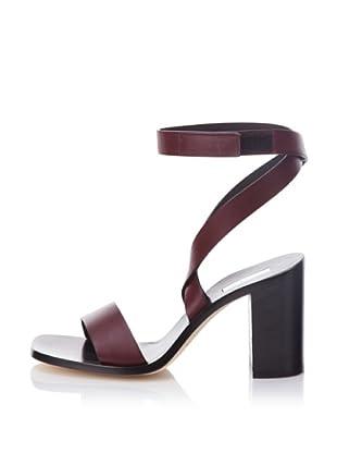 Calvin Klein Collection Women's Faye Sandal (Torch)