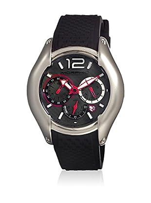 Morphic Reloj con movimiento cuarzo japonés Mph0306 Negro 46  mm