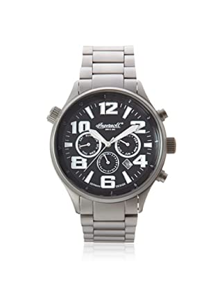Ingersoll Men's 3210TBK Lewis Grey/Black Titanium Watch