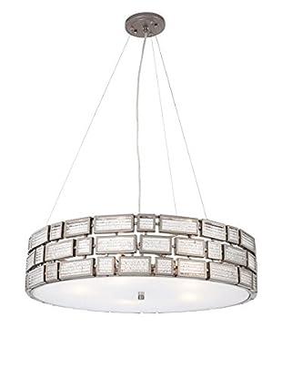Varaluz Harlowe 5-Light Pendant, New Bronze