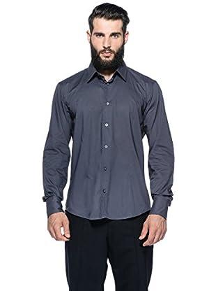 Romeo Gigli Milano Camisa (Gris)