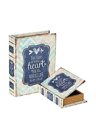 NATURA ACCENT Set Caja libro 2 Uds.