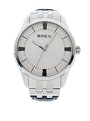 Breil Reloj de cuarzo B Cool Plateado 35  mm