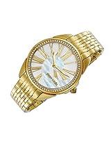 Pierre Cardin Analog White Dial Women's Watch - PC104992F02