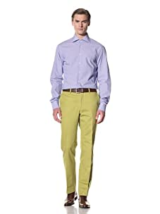 Domenico Vacca Men's Pant (Lime)