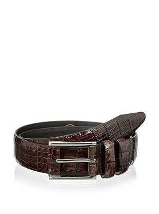 Vintage American Belts est. 1968 Men's Barcelona Belt (Brown)